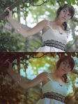 Portrait Retouch of Astree by Stock-Foto-Graf-Hi by passion-aesthete