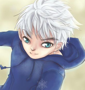 Jack Frost --Zoom--- by Rondell-Z