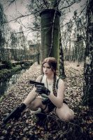 LARA CROFT COSPLAY by Oona1135