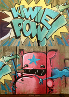 POW by KIWIE-FAT-MONSTER