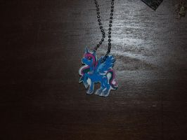 Princess Fizzy Necklace or Keychain! by LilWolfStudios