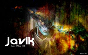 Javik: Happy N7 Day by Belanna42