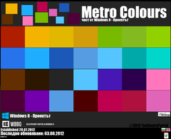 Metro Colours by SoftwarePortalPlus