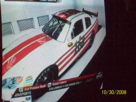 Phillies Car- Nascar 09 by Jonny683