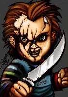 CHUCKY by donni020