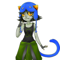 MMM NEPETA by Ask-Blu-The-Unknown