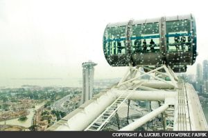 Singapore Flyer Day 6 by SS-OschaWolf