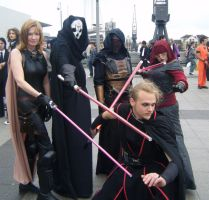 EXPO OCT 09 - Sith Lords by JenovaBoi