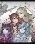 RWBY - Thank You! 1000 Watchers by anonamos701