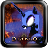 Diablo III - Pony Edition by Emper24