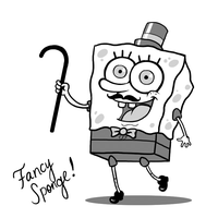 Fancy Sponge by arseniic