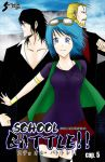 School Battle Capitulo N.5 by southerndraws