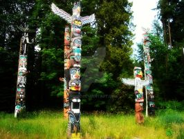 Totems by bdmc