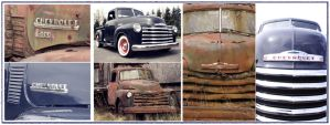 Old Chevy Mix by FrancesColt