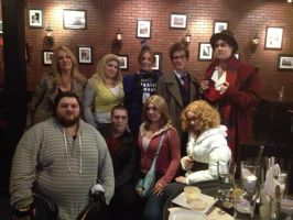 Doctor Who Trivia @ British Chip Shop by Graelyn-chan