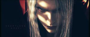 Sephiroth- Heartless Angel by Chiruyto
