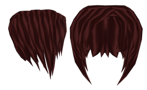 MMD MBarnesmmd Hair - DL by mbarnesMMD
