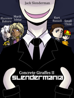 Slendermania by TheMangaWitch