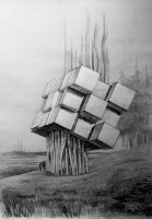 Cube by Merenwen-Tinuviel