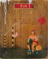 Exit by tong66