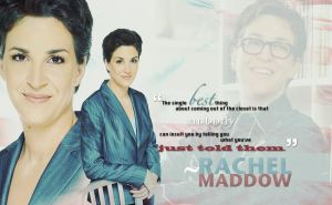 Maddow Powah by HumanConstellation