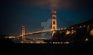 Golden Gate by sha-roo
