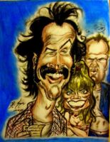 My Name is Earl Caricature by AlperSngn