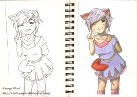 Sketchbook (19) by Idle-Emma