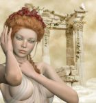 Mighty Aphrodite by VisualPoetress