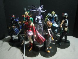 My FF6 Customs II by neoarchangemon