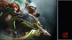 Dota 2 The Windrunner and Juggernaut wallpaper by Bunny-Prince-Vince