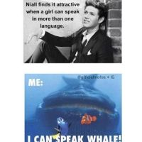 I speak whale by DirectionForLyfe