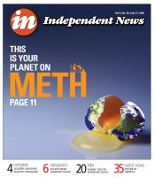 Independent News Cover 7-27-06 by subspaceNinja