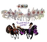 Your Horseland OCs Here (FREE) by toteczious