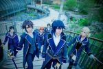 [K-project] Scepter4 by quatre2323