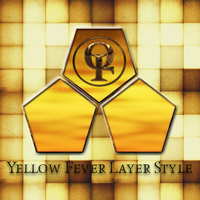 Yellow Fever Photoshop Style by Spiral-0ut