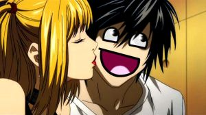 Misa Kiss L - Happy by Dizo-kun