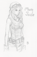 Mara Jade by death-g-reaper