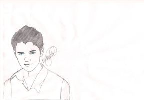 Damian McGinty by DemigodWizardGleek