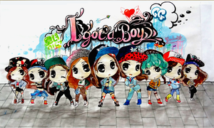 I Got A Boy Muchin~ by linzy-yld