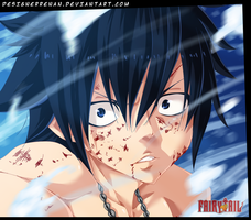 Fairy tail 386 - Dad ??? by DesignerRenan