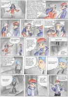 Pokemon Platinum Nuzlocke 64 by CandySkitty