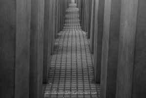Holocaust Memorial by PassionAndTheCamera