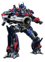 Autobots - Optimus Prime 2 by jasta-ru