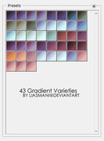43 Gradient Varieties by Liasmani