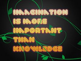 imagination is important by rajasegar