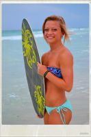 Surfer Girl by ImmaClutz1994