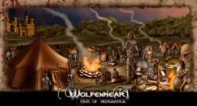 Wolfenheart PREVIEW 001 by Jake-Townsend
