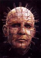 Pinhead card 347 by charles-hall