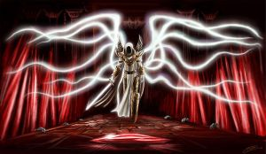 Archangel Tyrael by Demon-Souls